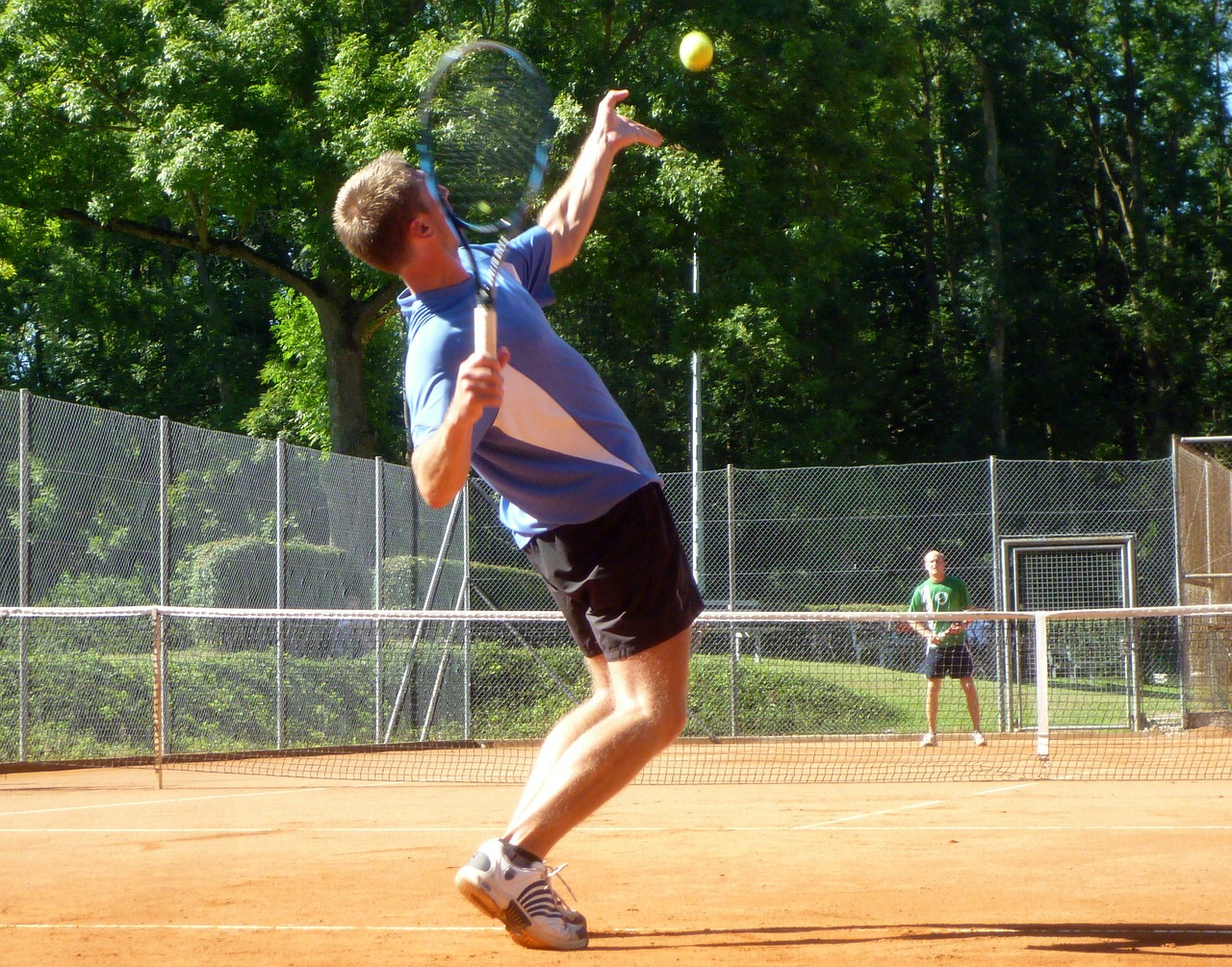 5 of the Most Common Mistakes in Tennis